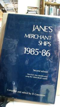 Jane's Merchant Ships : Second Edition 1985-86