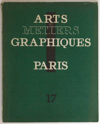 Arts et métiers graphiques, n° 17, 15 mai 1930