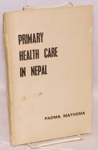 image of Primary health care in Nepal