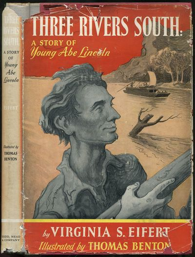 New York: Dodd, Mead & Company, 1953. Hardcover. Near Fine/Good. First edition. 176pp. Illustrated b...