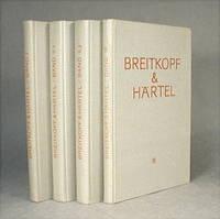 Breitkopf & Hartel: Gedenkschrift und Arbeitsbericht