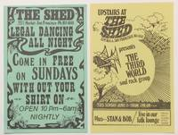 image of [Two leaflets from the dance club]