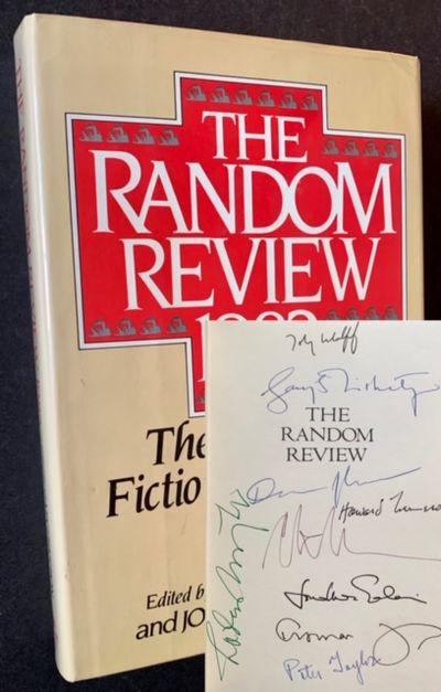 New York: ERandom House, 1982. Hardcover. Very Good +/Near Fine. A very impressive copy of the 1982 ...