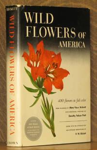WILD FLOWERS OF AMERICA [SIXTH PRINTING]