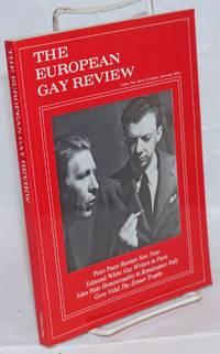 The European Gay Review vol. 1