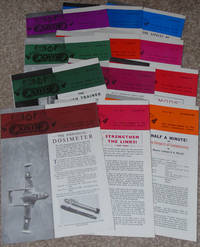The Royal Observer Corps Gazette Vol. 6 Nos 1 to 12