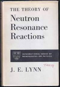 The Theory of Neutron Resonance Reactions