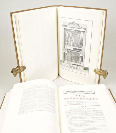 Raleigh: The Sunbury, 1977. 2 volumes. Large folio. Full mid-tan buckram, light red paper title labe...