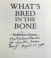 image of What's Bred in the Bone