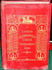 image of Games Played in the London International Chess Tournament, 1883
