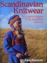 image of Scandinavian Knitwear: 30 Original Designs from Traditional Patterns