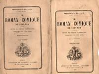 Le Roman comique. Suites de Orfray et Preschac, conclusion par Louis Barré. Illustrations par Edouard Frère.