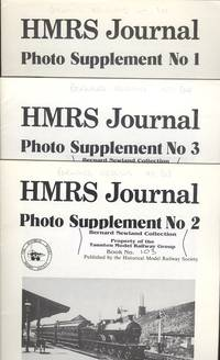 HMRS Journal - Photo Supplement No.1, 2 & 3.