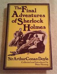 image of THE FINAL ADVENTURES OF SHERLOCK HOLMES