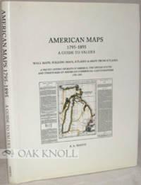 AMERICAN MAPS 1795-1895