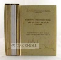 XIXth CONGRESS OF THE INTERNATIONAL ASSOCIATION OF BIBLIOPHILES