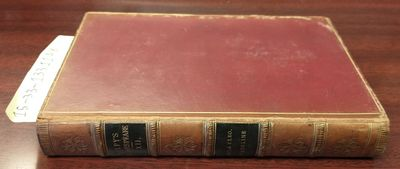 London: Henry G. Bohn, 1857. Hardcover. Octavo, 319 pages; VG; fully bound in red leather, paneled s...