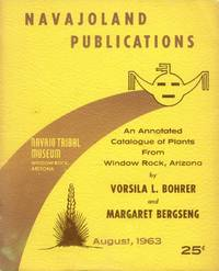image of Navajoland Publications: An Annotated Catalogue of Plants from Window Rock, Arizona