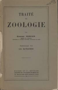 image of Traite De Zoologie: Fascicule Vii. Les Batraciens