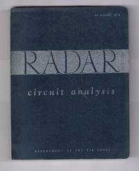 image of RADAR: Circuit Analysis (AF Manual 52 - 8)