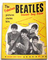 The Fabulous Beatles Song Albums Numbers Vol 1 and 2
