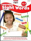 Learning Sight Words Vol. 4