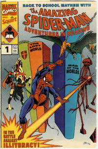 Back to School Mayhem with The Amazing Spider-Man Adventures in Reading