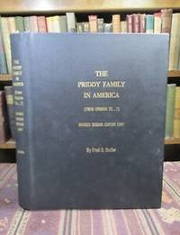The Priddy Family in America.  (From Virginia to...?).  Revised Second Edition