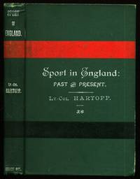 Sport in England: Past and Present.