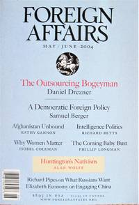 image of Afghanistan Unbound. Essay in Foreign Affairs May/June 2004