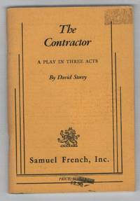 The Contractor: A Play in Three Acts