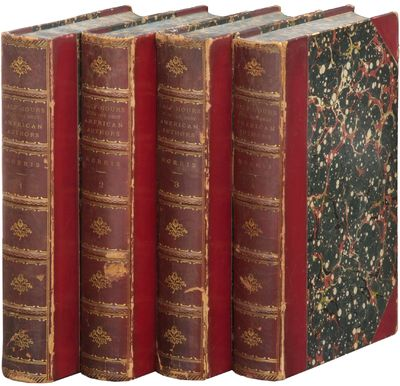 Philadelphia: J.B. Lippincott Company, 1889. Hardcover. Very Good. Later edition. Four volumes. Very...