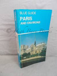image of Paris and Environs (Blue Guide)