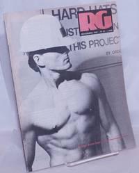 Le magazine RG [Revue Gai]: le mensuel gai Québécois; #62, Novembre, 1987