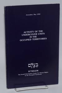 Activity of the undercover units in the occupied territories