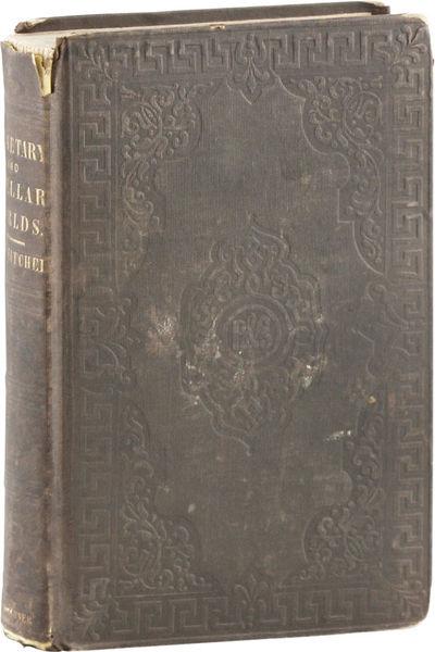 New York: Baker & Scribner, 1848. Octavo (20cm. In publisher's brown cloth, stamped in blind on boar...