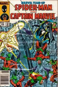 Marvel Team-Up #142: Spider-Man and Captain Marvel