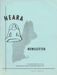 NEARA Newsletter: Vol. 9, No. 4, Winter 1974-75--Issue No. 35