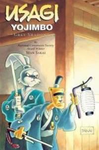 image of Grey Shadows (Usagi Yojimbo, Book 13)