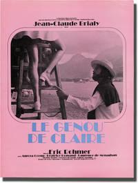 image of Claire's Knee [Le Genou de Claire] (Original pressbook for the 1970 film)