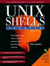 The UNIX Shells : By Example