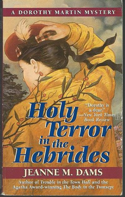DAMS, JEANNE - Holy Terror in the Hebrides