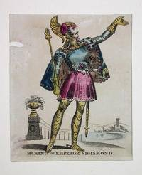 Mr. King as Emperor Sigismond.