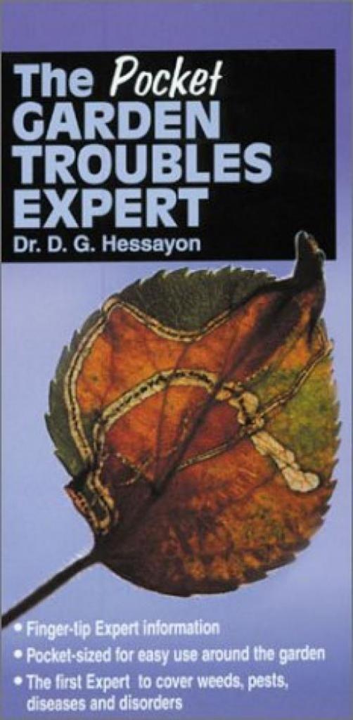 D g hessayon expert books