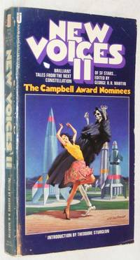 New Voices II: The Campbell Award Nominees