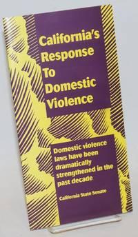 California\'s response to domestic violence