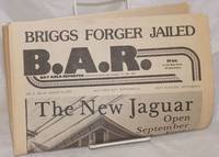 image of B.A.R. Bay Area Reporter: vol. 8, #18, August 31, 1978: Briggs Forger Jailed/ Jack Lira In memoriam