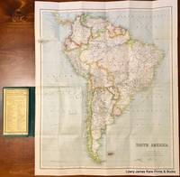 Philips' Authentic Maps. South America with detail of the Galapagos Islands.