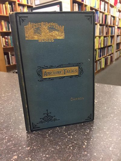 New York: Forest and Stream Publishing Co, 1883. First Edition. Hardcover. Thin Octavo, 78 pages; VG...