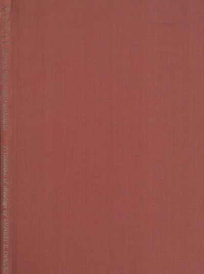 Roswell: The Roswell Historical Society, 1974. First Edition. Hardcover. Very good. Tall quarto. Unp...